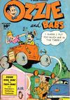 Cover for Ozzie and Babs (Fawcett, 1947 series) #6