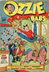 Cover for Ozzie and Babs (Fawcett, 1947 series) #8