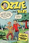 Cover for Ozzie and Babs (Fawcett, 1947 series) #10