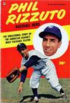 Cover for Phil Rizzuto (Fawcett, 1951 series)