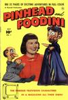 Cover for Pinhead and Foodini (Fawcett, 1951 series) #1