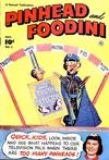 Cover for Pinhead and Foodini (Fawcett, 1951 series) #3