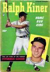 Cover for Ralph Kiner, Home Run King (Fawcett, 1950 series)