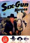 Cover for Six-Gun Heroes (Fawcett, 1950 series) #2