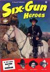 Cover for Six-Gun Heroes (Fawcett, 1950 series) #3