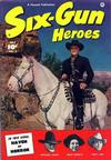 Cover for Six-Gun Heroes (Fawcett, 1950 series) #3
