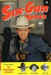 Cover for Six-Gun Heroes (Fawcett, 1950 series) #4