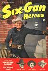 Cover for Six-Gun Heroes (Fawcett, 1950 series) #5