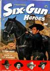 Cover for Six-Gun Heroes (Fawcett, 1950 series) #6