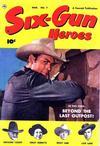 Cover for Six-Gun Heroes (Fawcett, 1950 series) #7