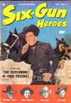 Cover for Six-Gun Heroes (Fawcett, 1950 series) #8