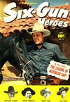 Cover for Six-Gun Heroes (Fawcett, 1950 series) #9