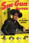 Cover for Six-Gun Heroes (Fawcett, 1950 series) #10