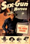 Cover for Six-Gun Heroes (Fawcett, 1950 series) #11