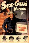 Cover for Six-Gun Heroes (Fawcett, 1950 series) #11