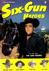 Cover for Six-Gun Heroes (Fawcett, 1950 series) #12