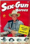 Cover for Six-Gun Heroes (Fawcett, 1950 series) #13