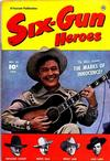 Cover for Six-Gun Heroes (Fawcett, 1950 series) #18