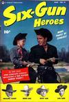 Cover for Six-Gun Heroes (Fawcett, 1950 series) #19