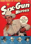 Cover for Six-Gun Heroes (Fawcett, 1950 series) #20