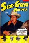 Cover for Six-Gun Heroes (Fawcett, 1950 series) #21
