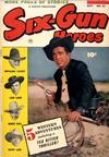 Cover for Six-Gun Heroes (Fawcett, 1950 series) #22
