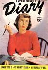 Cover for Sweetheart Diary (Fawcett, 1949 series) #2