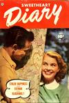 Cover for Sweetheart Diary (Fawcett, 1949 series) #7