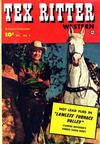 Cover for Tex Ritter Western (Fawcett, 1950 series) #8
