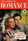 Cover for True Stories of Romance (Fawcett, 1950 series) #2