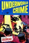 Cover for Underworld Crime (Fawcett, 1952 series) #2
