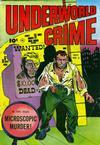 Cover for Underworld Crime (Fawcett, 1952 series) #3