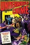 Cover for Underworld Crime (Fawcett, 1952 series) #5