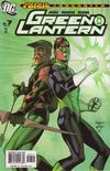 Cover for Green Lantern (DC, 2005 series) #7 [Direct Sales]