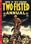 Cover for Two-Fisted Tales Annual (EC, 1952 series) #2
