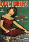 Cover for Love Diary (Orbit-Wanted, 1949 series) #12