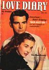 Cover for Love Diary (Orbit-Wanted, 1949 series) #17