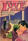Cover for Love Diary (Orbit-Wanted, 1949 series) #32