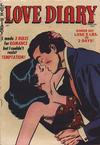 Cover for Love Diary (Orbit-Wanted, 1949 series) #33