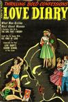 Cover for Love Diary (Orbit-Wanted, 1949 series) #35