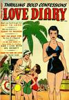 Cover for Love Diary (Orbit-Wanted, 1949 series) #36