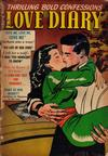 Cover for Love Diary (Orbit-Wanted, 1949 series) #38