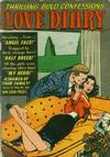 Cover for Love Diary (Orbit-Wanted, 1949 series) #39