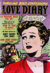 Cover for Love Diary (Orbit-Wanted, 1949 series) #40