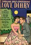 Cover for Love Diary (Orbit-Wanted, 1949 series) #45