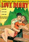 Cover for Love Diary (Orbit-Wanted, 1949 series) #47