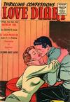 Cover for Love Diary (Orbit-Wanted, 1949 series) #48