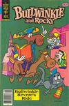 Cover for Bullwinkle and Rocky (Western, 1979 series) #22 [Gold Key]