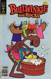 Cover for Bullwinkle and Rocky (Western, 1979 series) #25 [Gold Key]