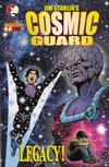 Cover for Cosmic Guard (Devil's Due Publishing, 2004 series) #1